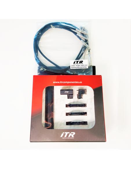 ITR Puño rápido estandar + cableado universal
