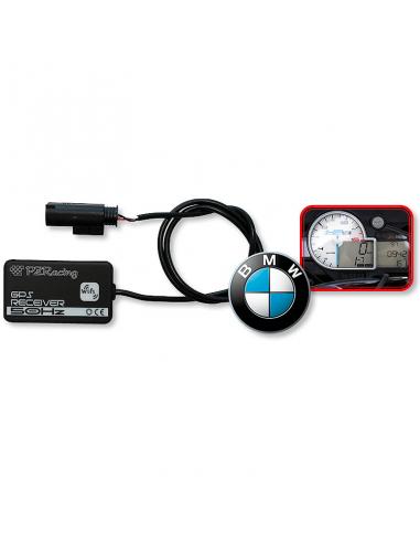 RECEPTOR GPS PZ RACING PyP B-TRONIC BMW S 1000 R / RR TODOS LOS MODELOS