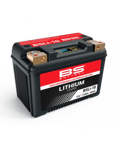 Bateria de litio BS BATERY BSLI- 10