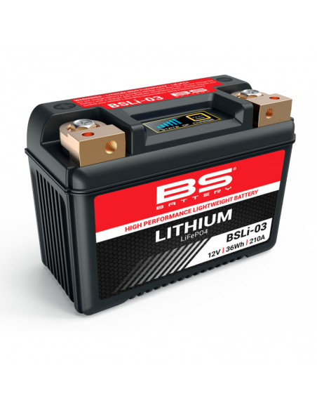 Bateria de litio BS BATTERY BSLI-03