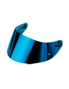 Accesorio Casco AGV Visera GT2 Iridium Blue