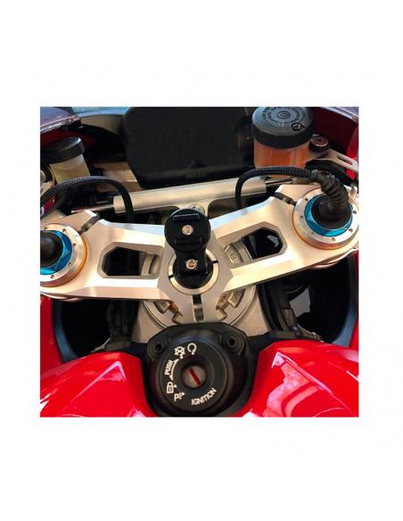Soporte dispositivo SP Connect Moto para Tija
