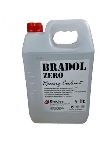 ANTICONGELANTE BRADOL ZERO RACING (5 litros)