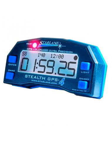 STARLANE LAP TIMER STEALTH GPS-4