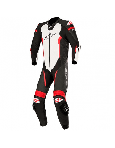 MONO ALPINESTARS MISSILE PROFESSIONAL FOR TECH-AIR BLACK / WHITE / RED FLUO